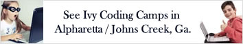 Ivy Coding Camps Alpharetta Johns Creek